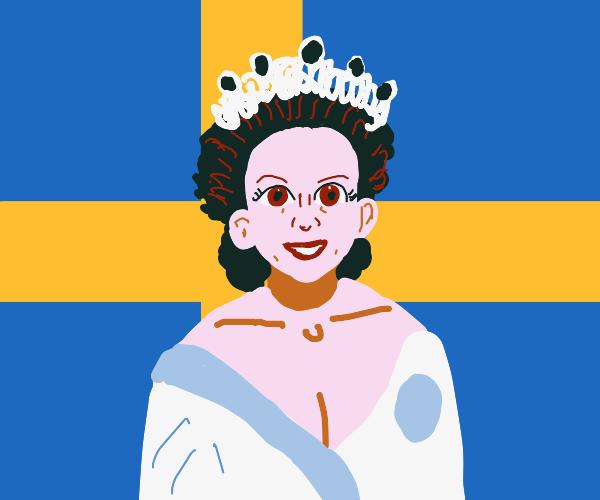 Swedish Queen