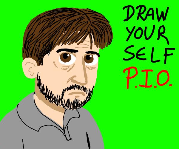 Draw Urself PIO (I look like chicken little)