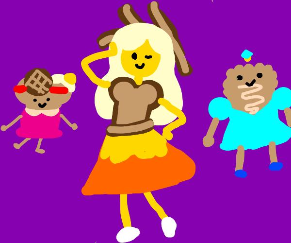 Edible Princess