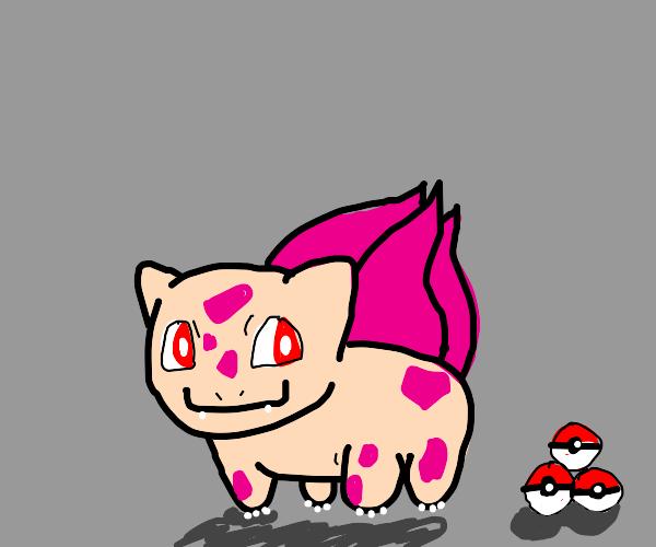 pink bulbasuar