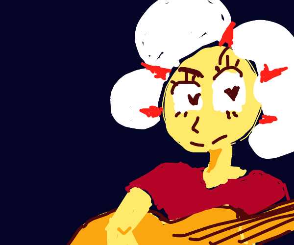 Girl from PaRappa the Rapper
