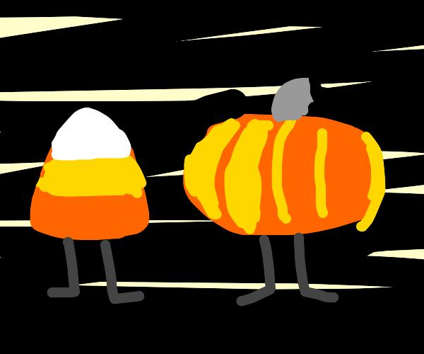 Halloween food costumes