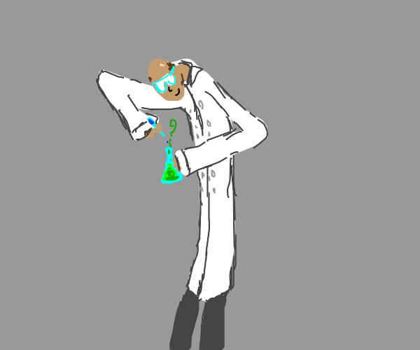 Tall Chemist