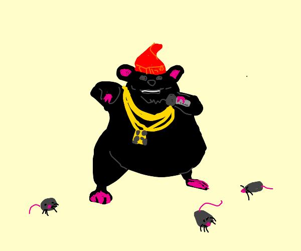 RATS RATS WE ARE THE RATS