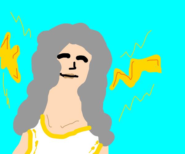 female zeus