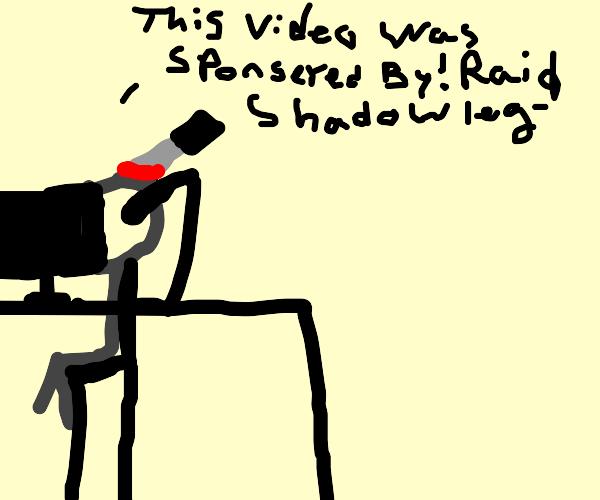 this video was sponsored by rAID SHAdOW lEg-