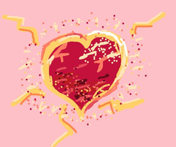 Radioactive Heart