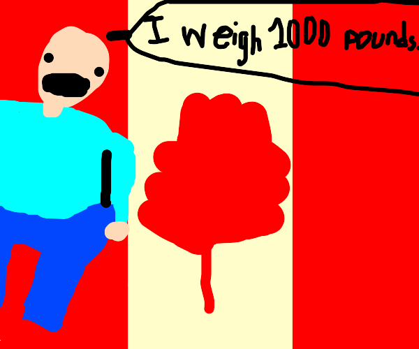 1000 Pounds in canada
