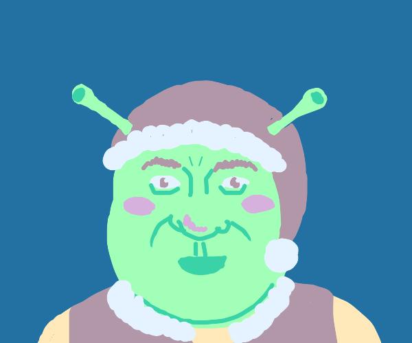 Merry Shrekmas