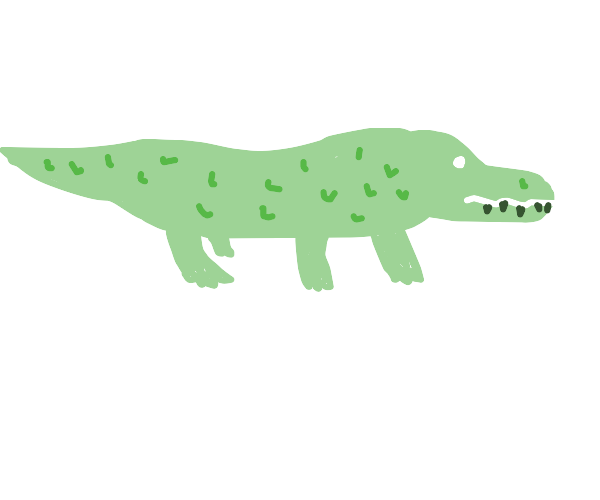 Pickle-gator