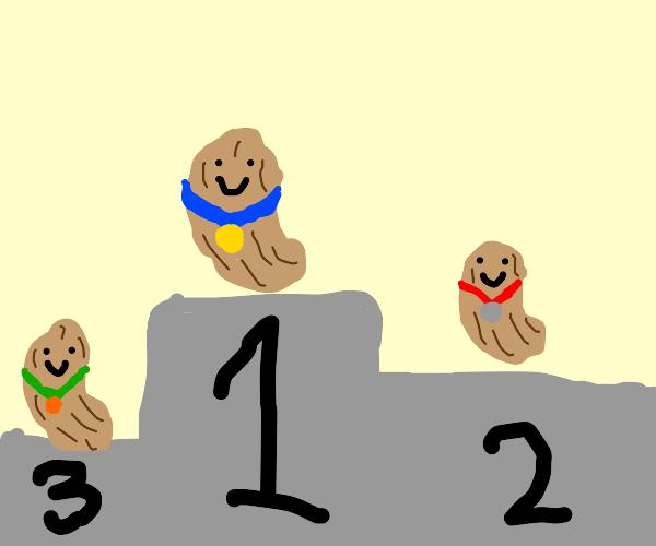Peanut Olympics