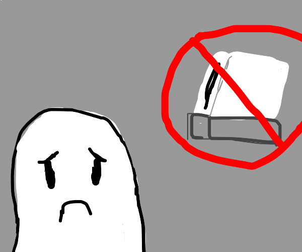 Ghost cannot play Wii