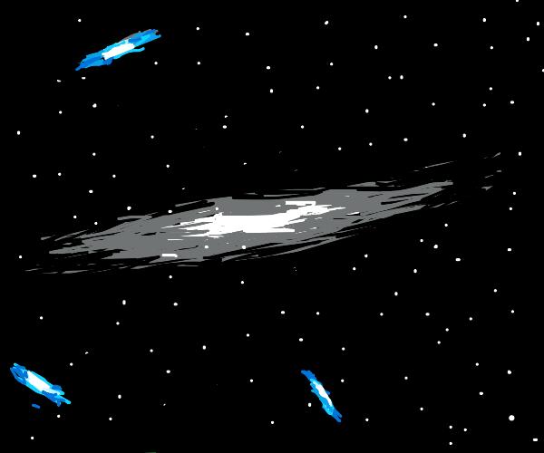 bored galaxy