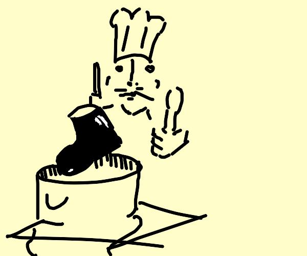 Shoe Cook