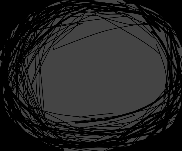 The default void, where it is colorless&blank