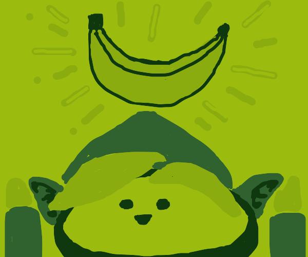 Link Acquires: Levitating Banana