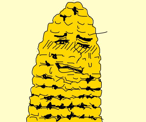 flirtatious corn alert???