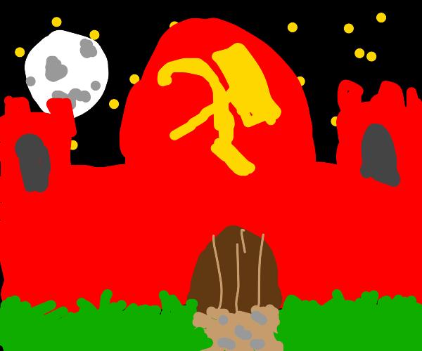communist castle
