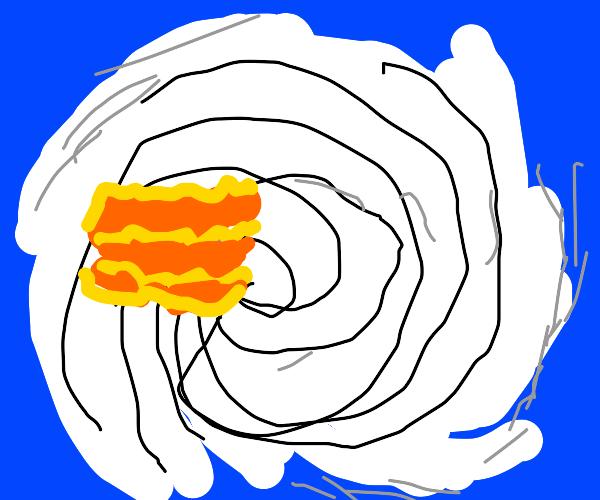 Lasagna in a Cyclone
