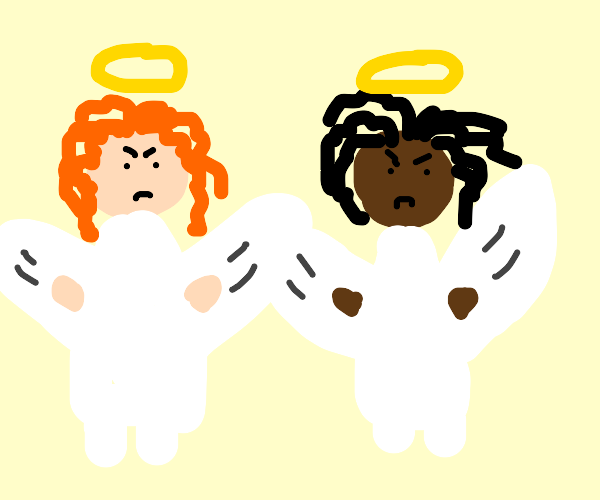 Angery Angels