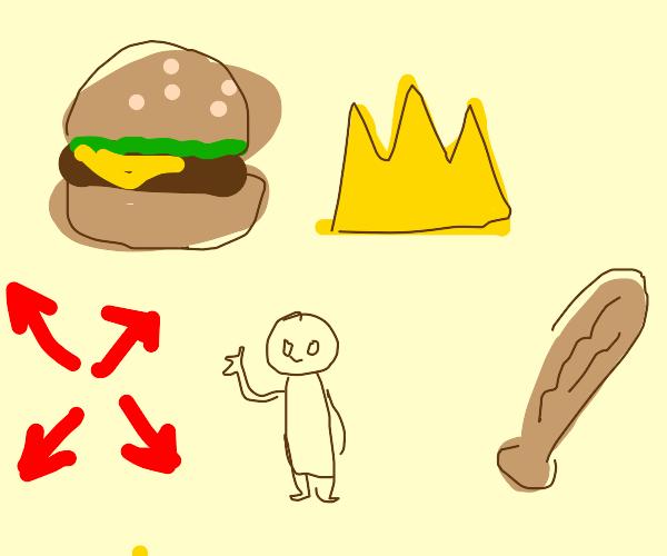 Burger King big kid club