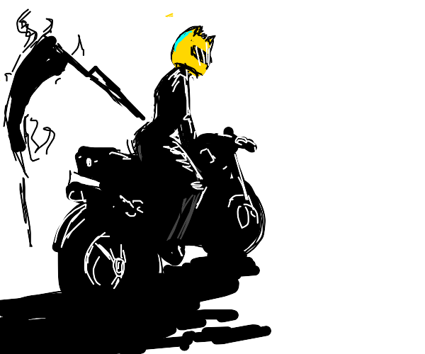Celty from durarara