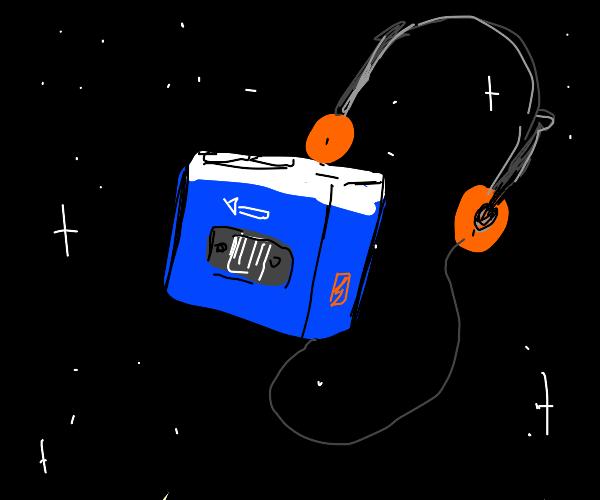 Space recording