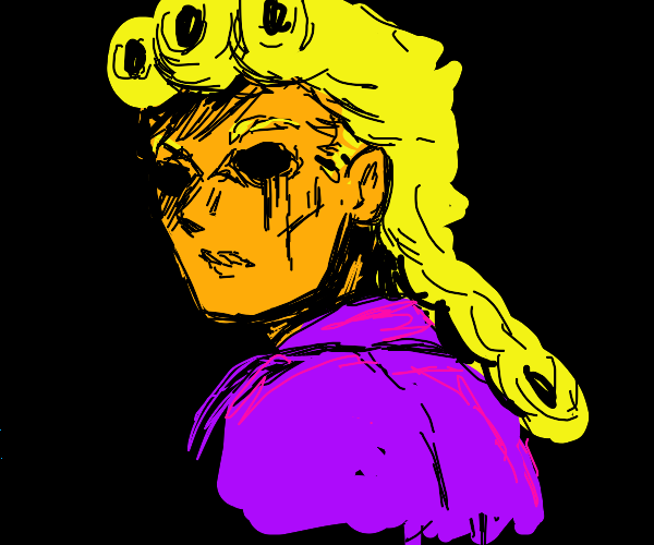 Giorno without eyes