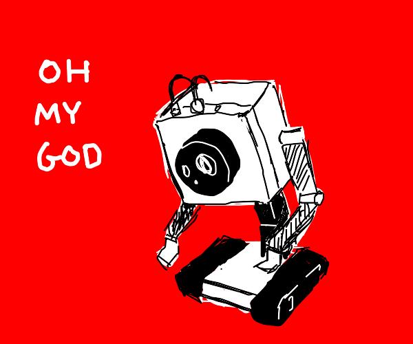 Robot that passes butter