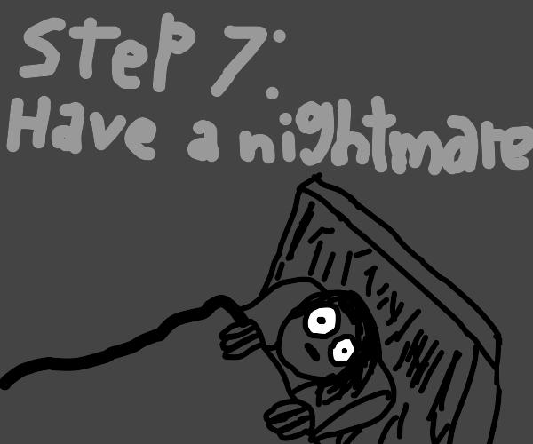 Step 6: fall back asleep