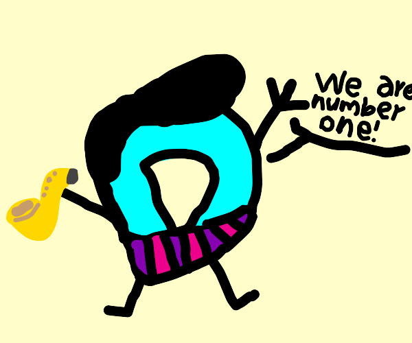 Drawception: we are number one!