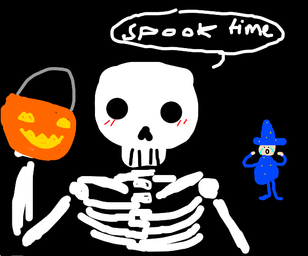 Spooky month