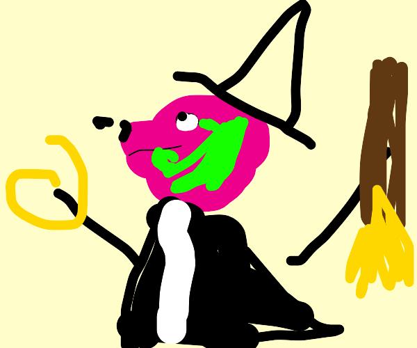 Peppa witch