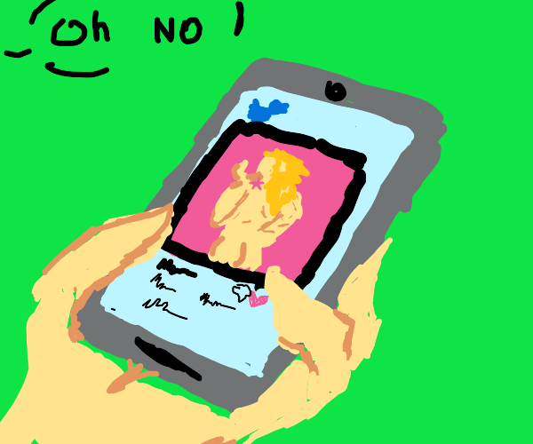DIO posts his nudes on Twitter