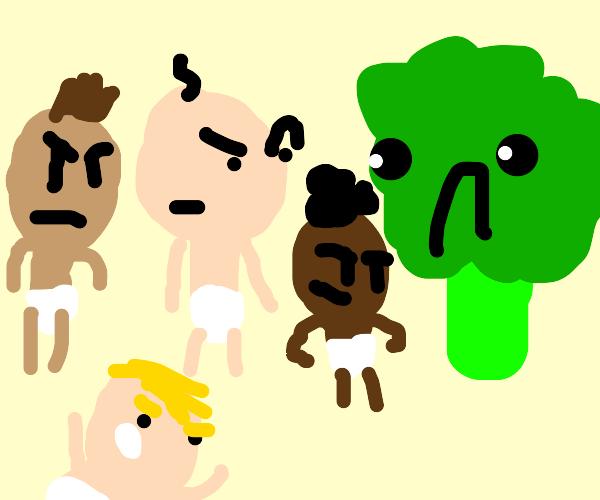 Babies Against Broccoli