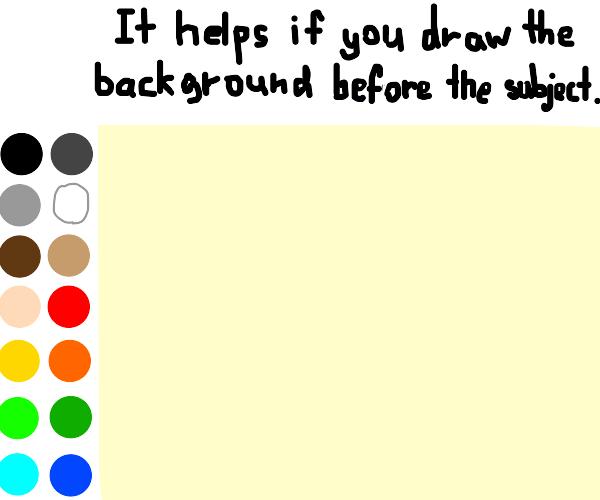 Drawception Hints