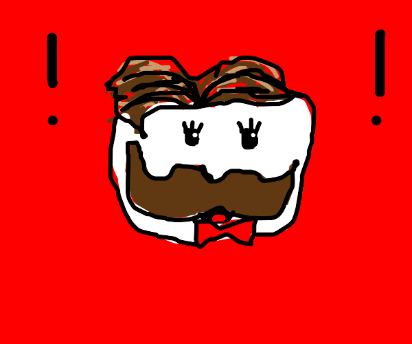 Surprised Pringles Logo