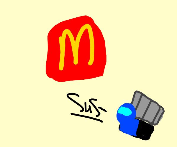 mcdonalds sus