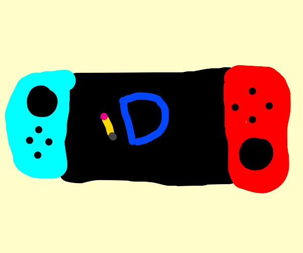 Nintendo Drawception Switch