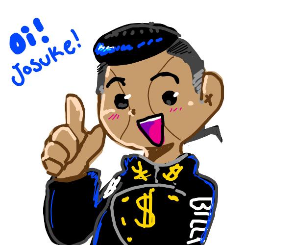 Oi, Josuke!