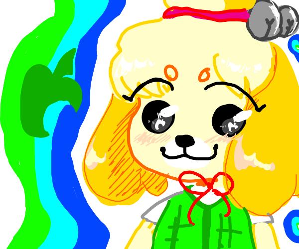Isabel (Animal Crossing)