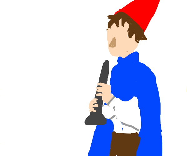 Wirt from Over the garden wall