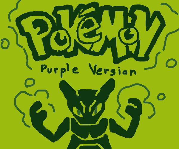 Pokemon Purple