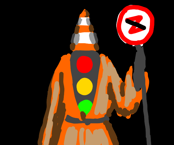 wizard is traffic light