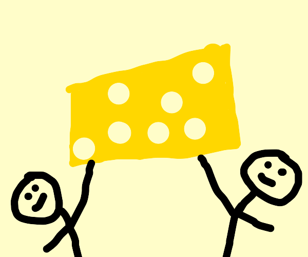 Touch the Cheese