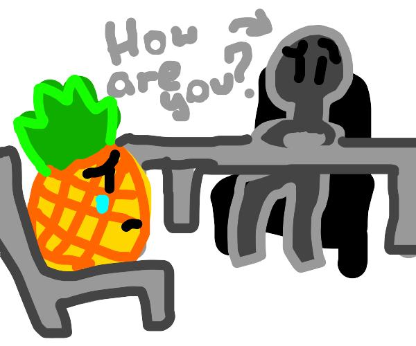 Pineapple therapist