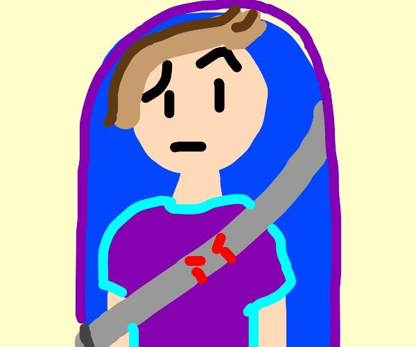 Angry Seatbelt