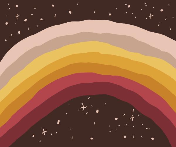 monotone rainbow