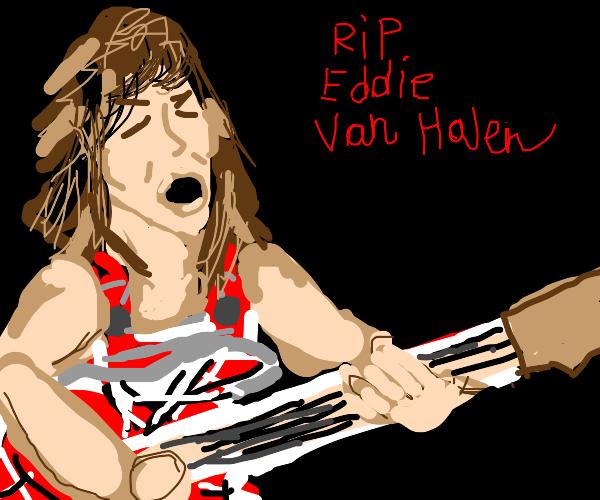 RIP EVH