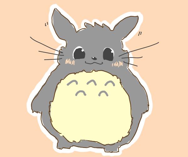 Chibi-Totoro